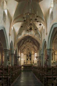 foto interieur kerk